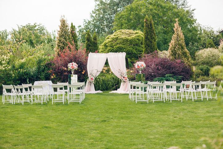 Consejos para celebrar tu boda al aire libre