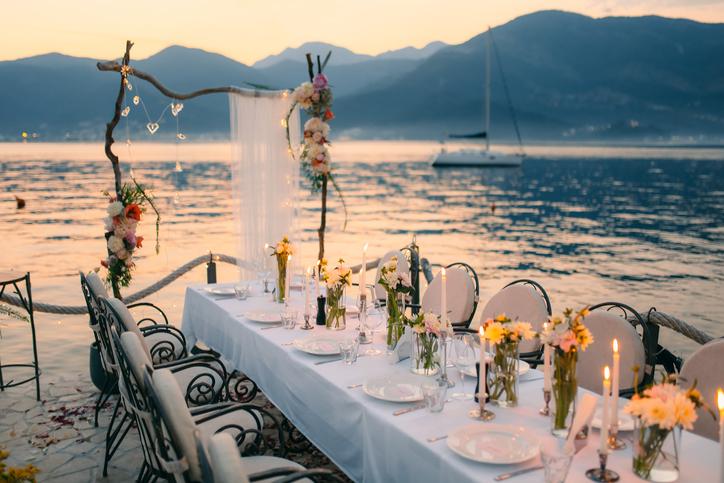 celebrar boda al aire libre